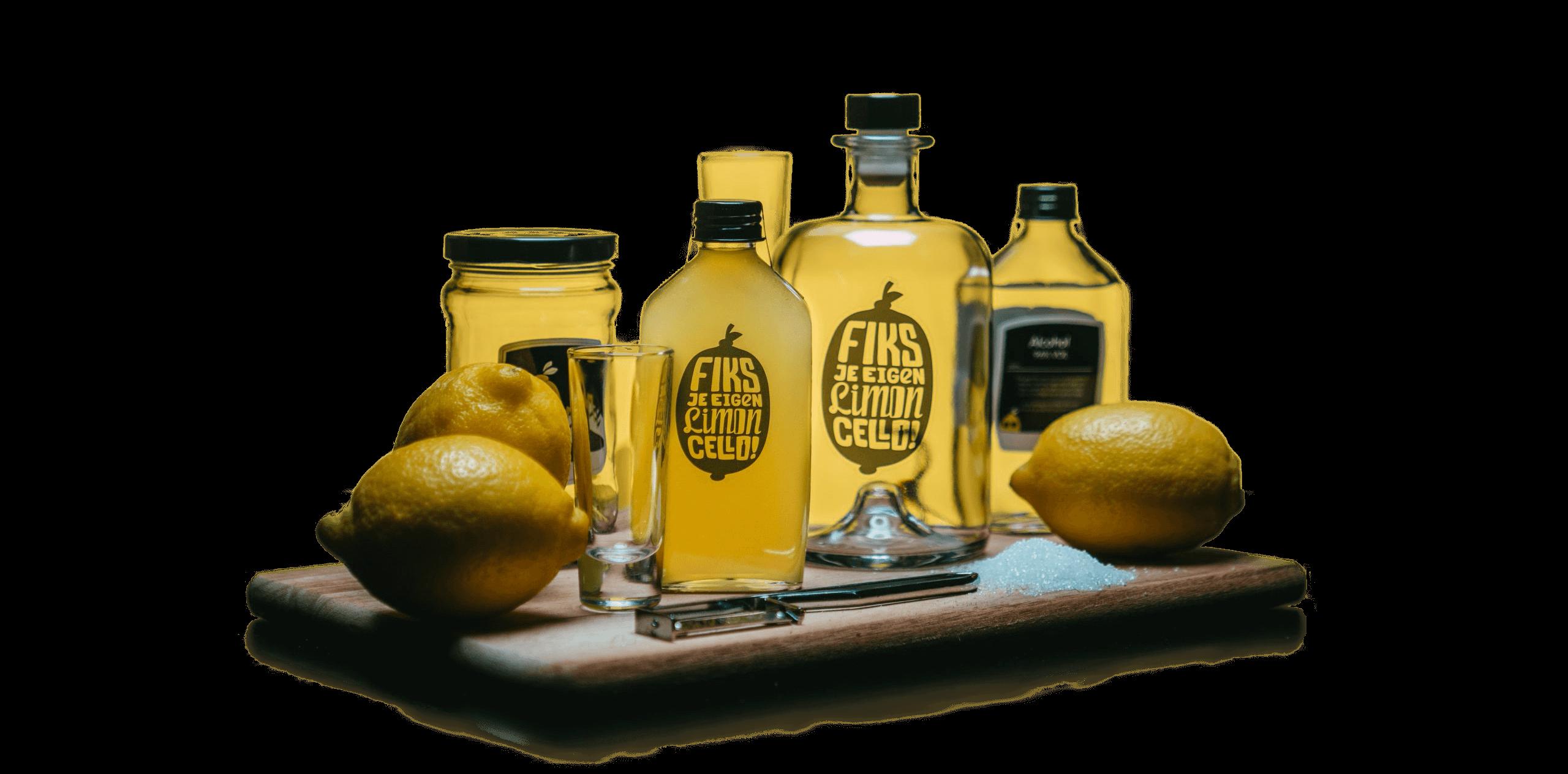 limoncello pakket